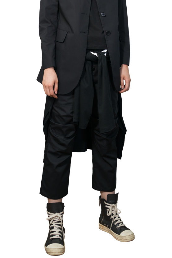 S/S17 PHOENIX HIGH WASIT PANTS