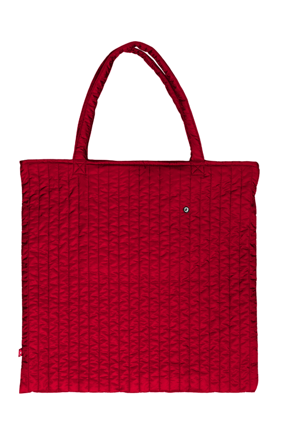 F/W17 SHELL LARGE BAG(RED)