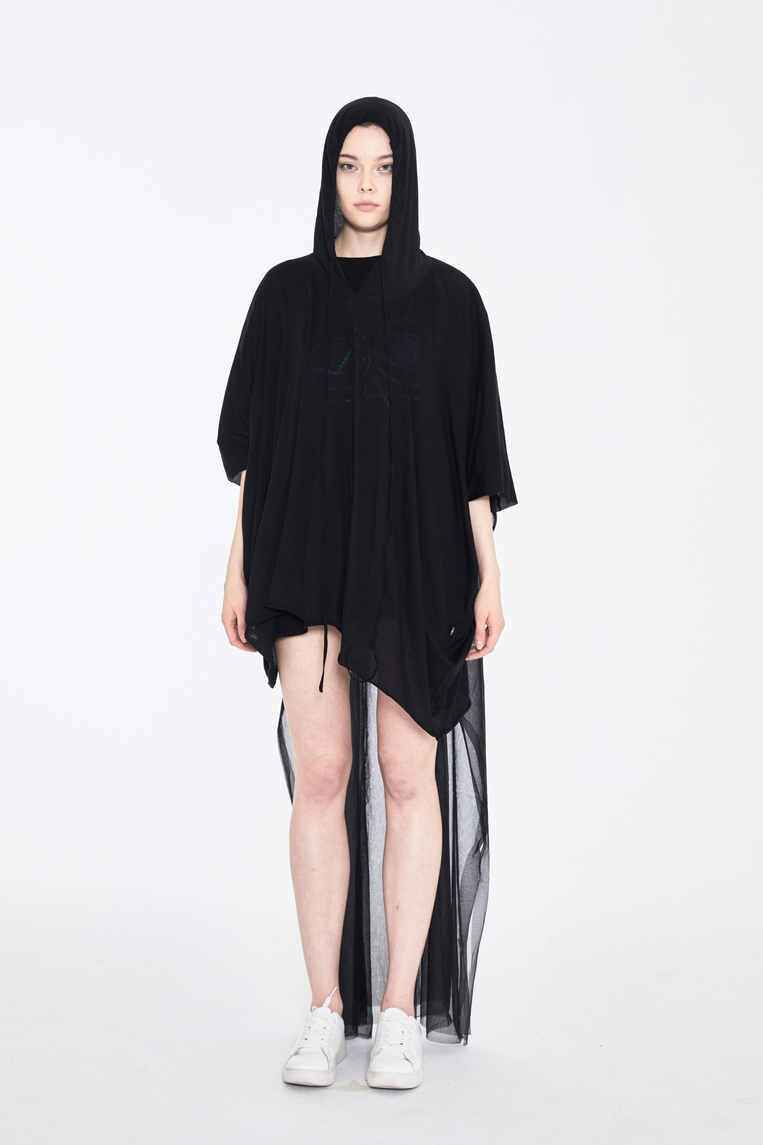S/S19 DUBAE DOUBLE HOODI DRESS