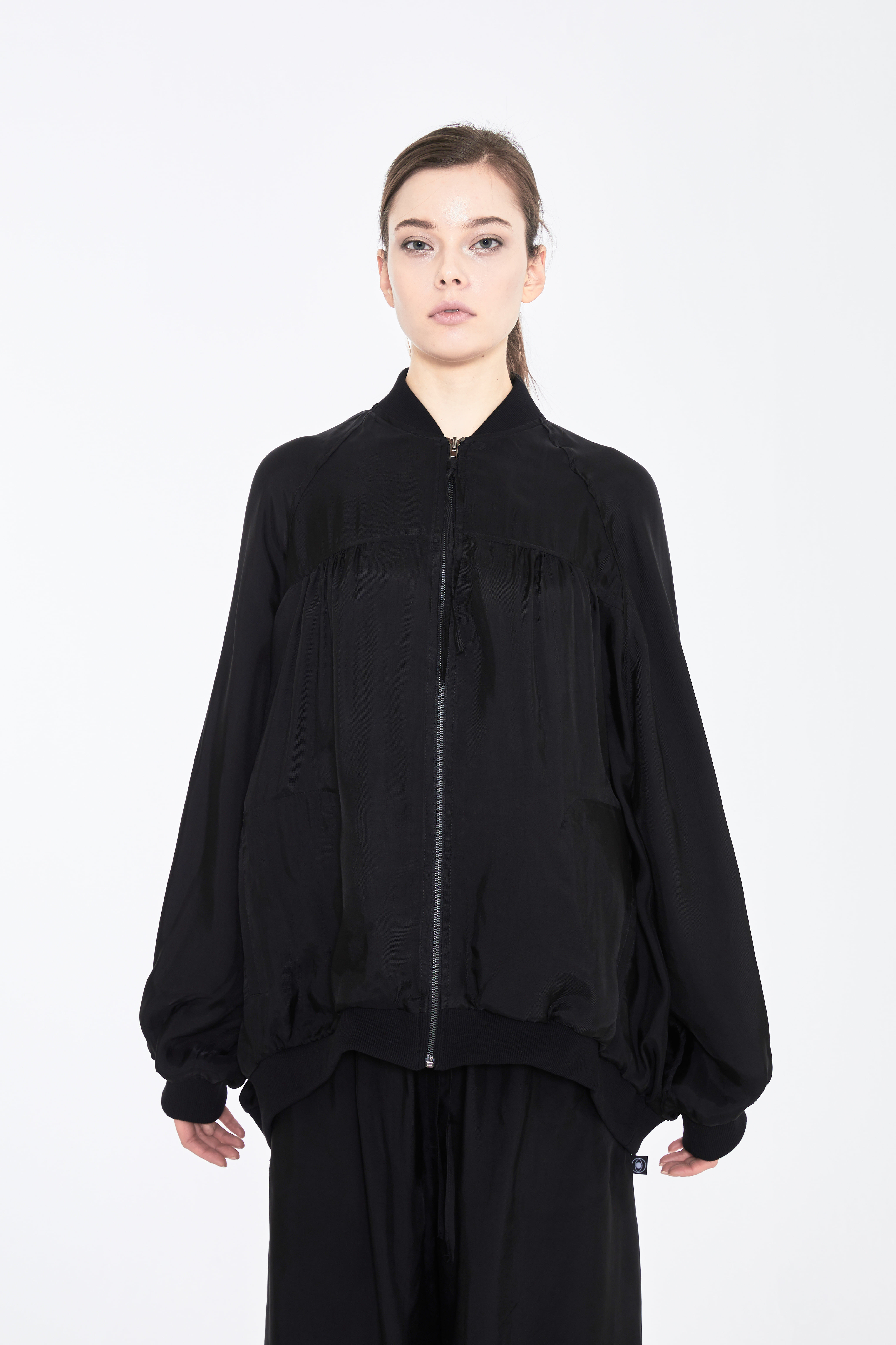 RANG ZIP UP LOUNGE JACKET